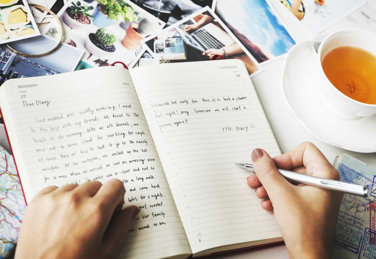 """Dear Diary: The """"Write"""" Way to Journal 